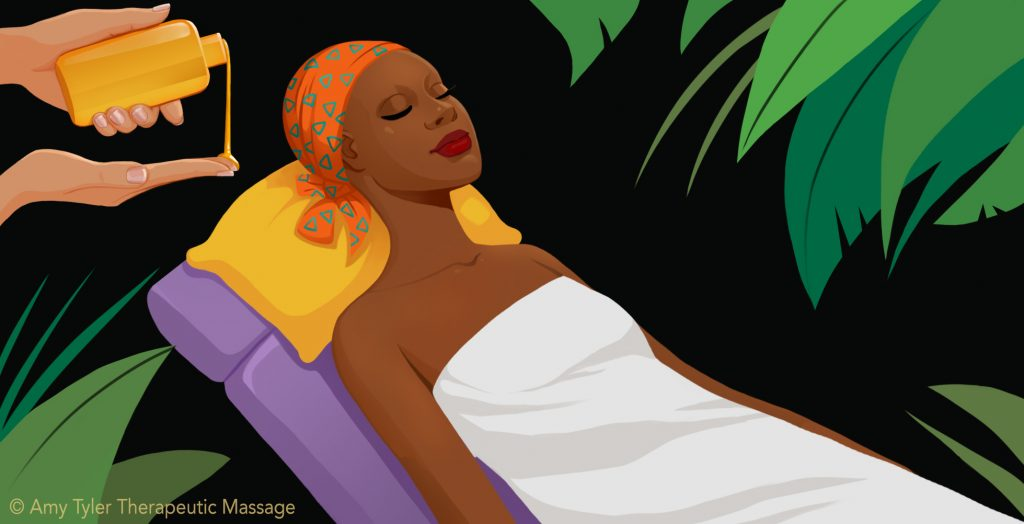 therapeutic massage, oncology massage, treatments, Amy Tyler Therapeutic Massage, scar tissue release, lymphatic drainage