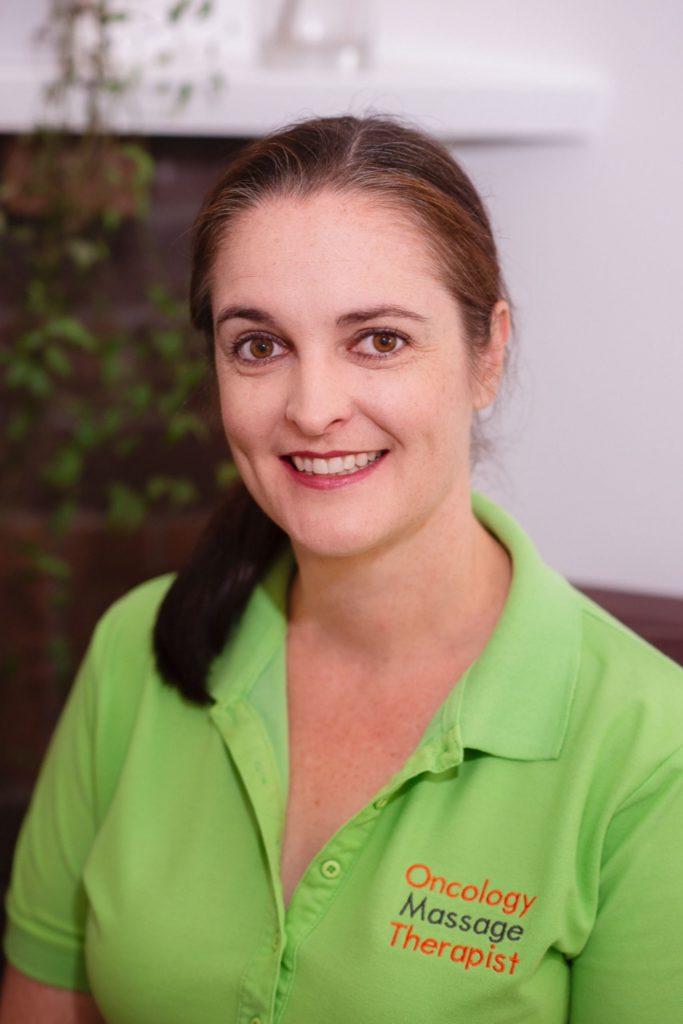 Amy Tyler, Massage Therapist, Oncology Massage